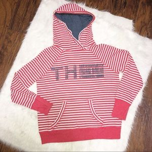 Tommy Hilfiger sport hooded sweatshirt medium